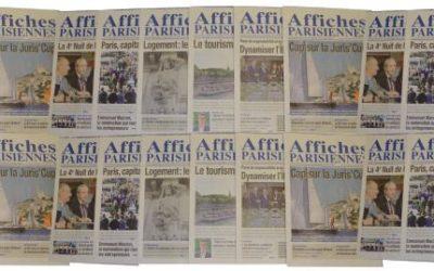 Article – Affiches Parisiennes