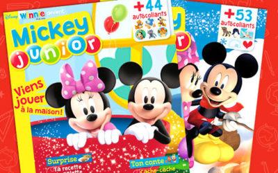 Article – Mickey Junior