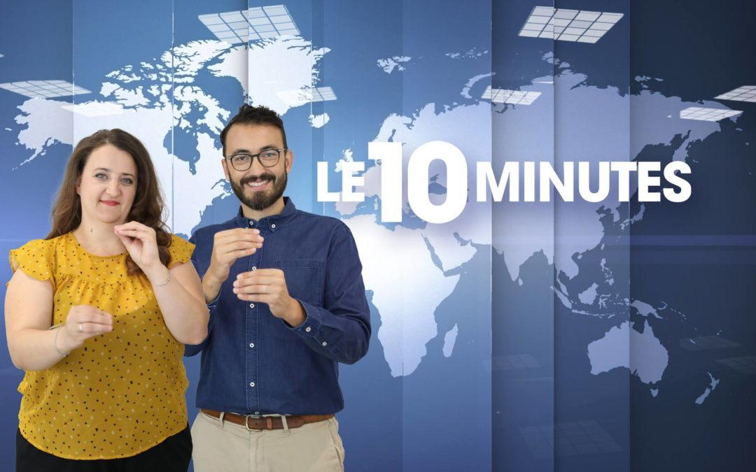 Émission – 6 play « Le 10 minutes »